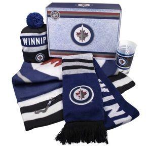 New NHL Winnipeg Jets Loot Box Collectible Gift